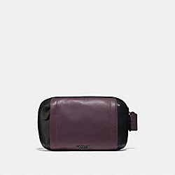 GRAHAM UTILITY PACK - OXBLOOD/BLACK ANTIQUE NICKEL - COACH F37594