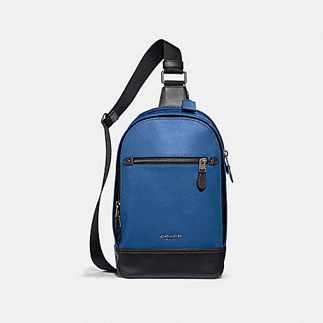 COACH GRAHAM PACK - VINTAGE BLUE - F37598