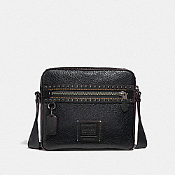 DYLAN 27 WITH RIVETS - JI/BLACK - COACH F37982