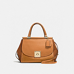 DRIFTER CARRYALL - LIGHT GOLD/LIGHT SADDLE - COACH F38389