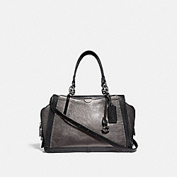 DREAMER - GM/METALLIC GRAPHITE - COACH F38546