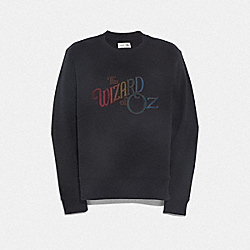 WIZARD OF OZ SWEATSHIRT - BLACK - COACH F38893