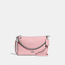 CARRIE CROSSBODY - PETAL/SILVER - COACH F39206
