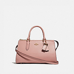 SELENA BOND BAG - PEONY/GOLD - COACH F39290
