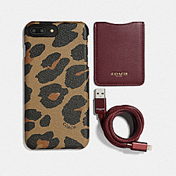 BOXED IPHONE 7 PLUS GIFT SET - MULTICOLOR - COACH F39427