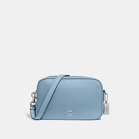 COACH JES CROSSBODY - CORNFLOWER/SILVER - F39856