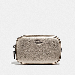 BELT BAG - GM/PLATINUM - COACH F39940