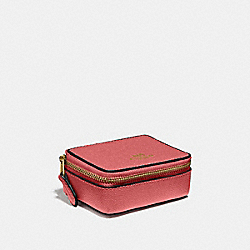 TRIPLE PILL BOX - ROSE PETAL/IMITATION GOLD - COACH F41289