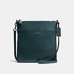 KITT MESSENGER CROSSBODY - GM/CYPRESS - COACH F41320
