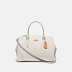 LARGE SURREY CARRYALL - CHALK/IMITATION GOLD - COACH F44955