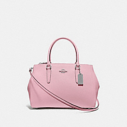 LARGE SURREY CARRYALL - CARNATION/SILVER - COACH F44955