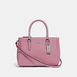 MINI SURREY CARRYALL - TULIP - COACH F44962