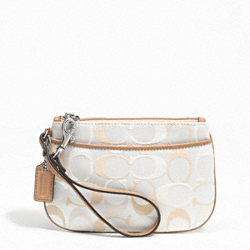 3 COLOR SIGNATURE SMALL WRISTLET