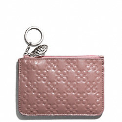 COACH CHELSEA EMBOSSED PATENT MEDIUM SKINNY - ONE COLOR - F45844