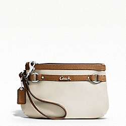 GALLERY LEATHER MEDIUM WRISTLET