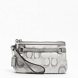 GALLERY OPTIC METALLIC SIGNATURE MEDIUM WRISTLET