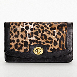 COACH PINNACLE CLUTCH WALLET - ONE COLOR - F47994