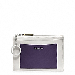 COACH COLORBLOCK MEDIUM SKINNY - ONE COLOR - F48011