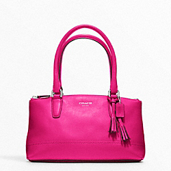COACH LEATHER MINI RORY BAG - ONE COLOR - F48016