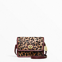 COACH HAIRCALF COLORBLOCK MINI MINI CROSSBODY - ONE COLOR - F48019