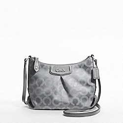 ASHLEY DOTTED OP ART SWINGPACK