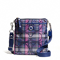 SIGNATURE STRIPE TARTAN SWINGPACK