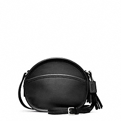 COACH LEATHER CANTEEN BAG - ONE COLOR - F48403