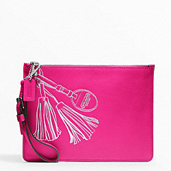 COACH MOTIF FLAT WRISTLET - ONE COLOR - F48559