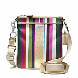 COACH STRIPE SWINGPACK - ONE COLOR - F48615