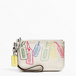 COACH MOTIF SMALL WRISTLET - ONE COLOR - F48695