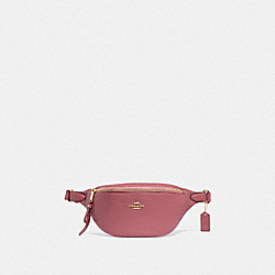 BELT BAG - STRAWBERRY/IMITATION GOLD - COACH F48738