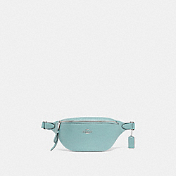 BELT BAG - SEAFOAM/SILVER - COACH F48738