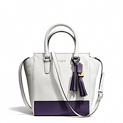 COACH COLORBLOCK LEATHER MINI TANNER - ONE COLOR - F48878