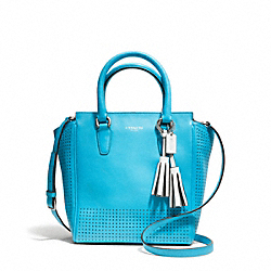 COACH PERFORATED MINI TANNER BAG - ONE COLOR - F48999
