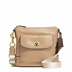 COACH PARK LEATHER SWINGPACK - ONE COLOR - F49170