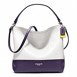 COACH COLORBLOCK MINI BUCKET BAG - ONE COLOR - F49228