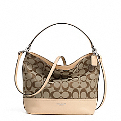 COACH SIGNATURE MINI BUCKET BAG - ONE COLOR - F49230