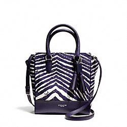 COACH ZEBRA PRINT MINI TANNER - ONE COLOR - F49320