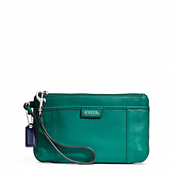 COACH DAISY LEATHER MEDIUM WRISTLET - ONE COLOR - F49396