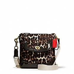 COACH PARK OCELOT PRINT SWINGPACK - ONE COLOR - F49441