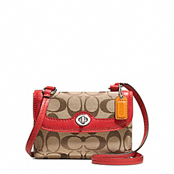 COACH PARK SIGNATURE DYLAN - ONE COLOR - F49551