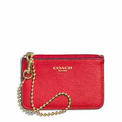 COACH SAFFIANO COLORBLOCK ID SKINNY - ONE COLOR - F49743