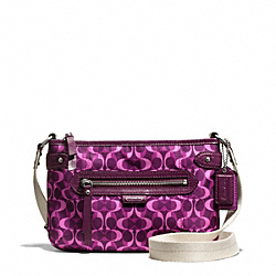 COACH DAISY SPLIT SIGNATURE C PRINT SWINGPACK - ONE COLOR - F50087