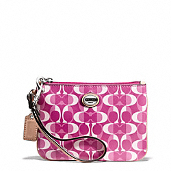 COACH PEYTON DREAM C SMALL WRISTLET - ONE COLOR - F50108