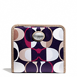 COACH PEYTON DREAM C SMALL WALLET - ONE COLOR - F50452