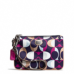 COACH PEYTON DREAM C SMALL WRISTLET - ONE COLOR - F50453