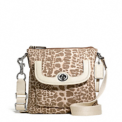 COACH PARK GIRAFFE PRINT SWINGPACK - ONE COLOR - F50562