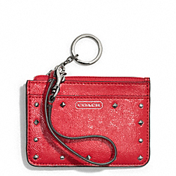 STUDDED LIQUID GLOSS ID SKINNY COACH F50700