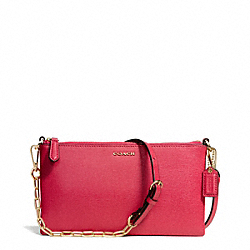 COACH KYLIE CROSSBODY IN SAFFIANO LEATHER - ONE COLOR - F50839