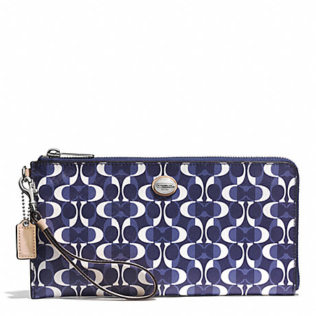 COACH PEYTON MULTIFUNCTION WALLET -  - f50925